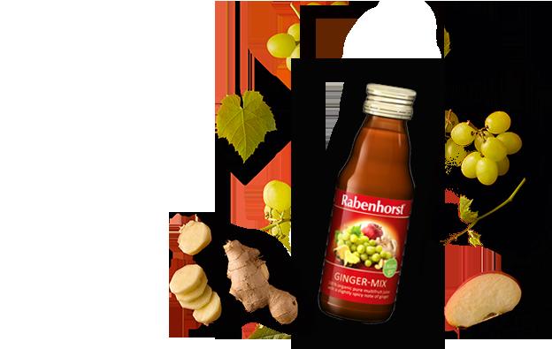 Gember-Mix Sap Mini